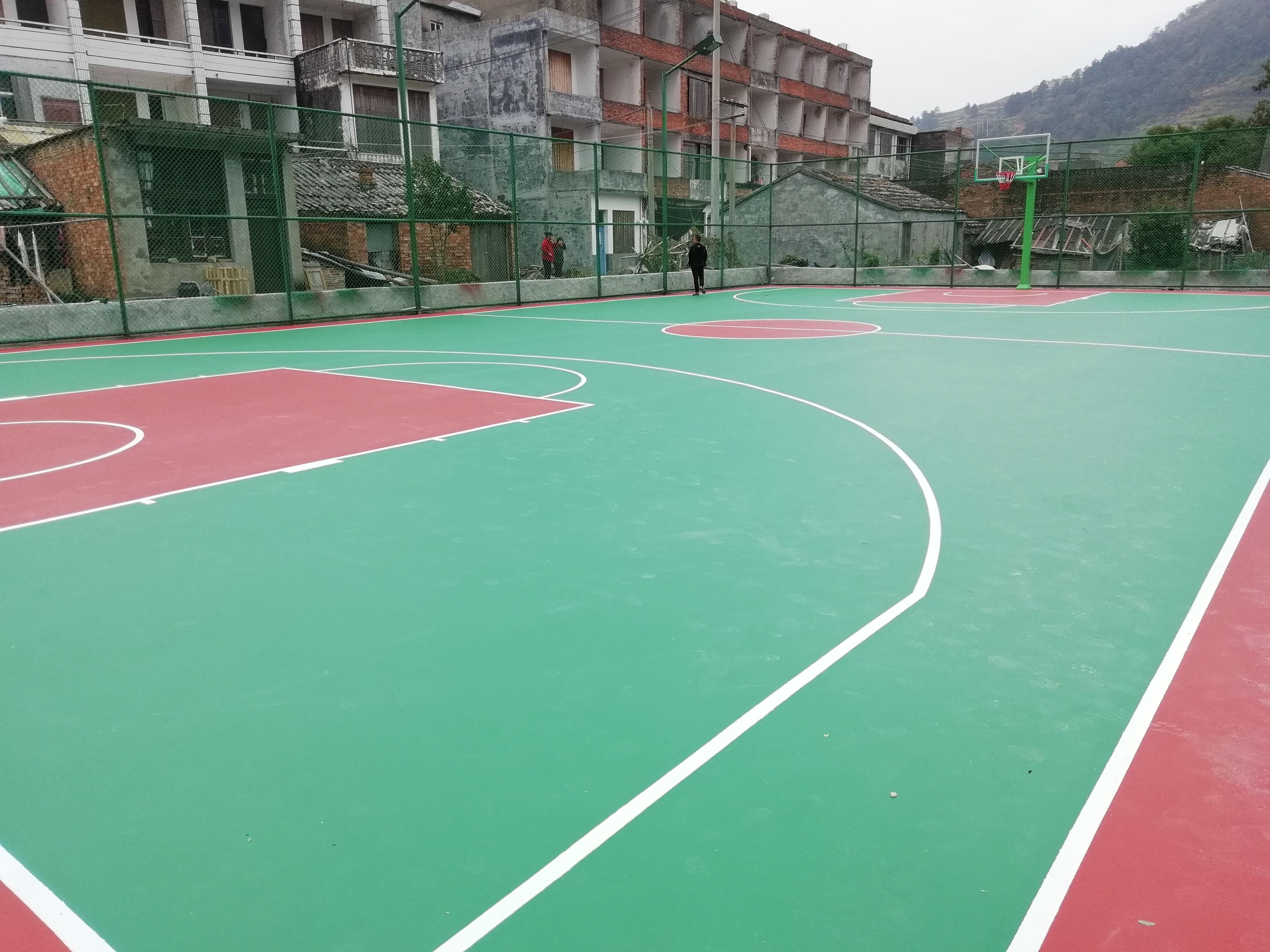 重庆PU球场材料厂家