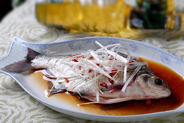 不好看的拨鱼子吃起来就少了滋味