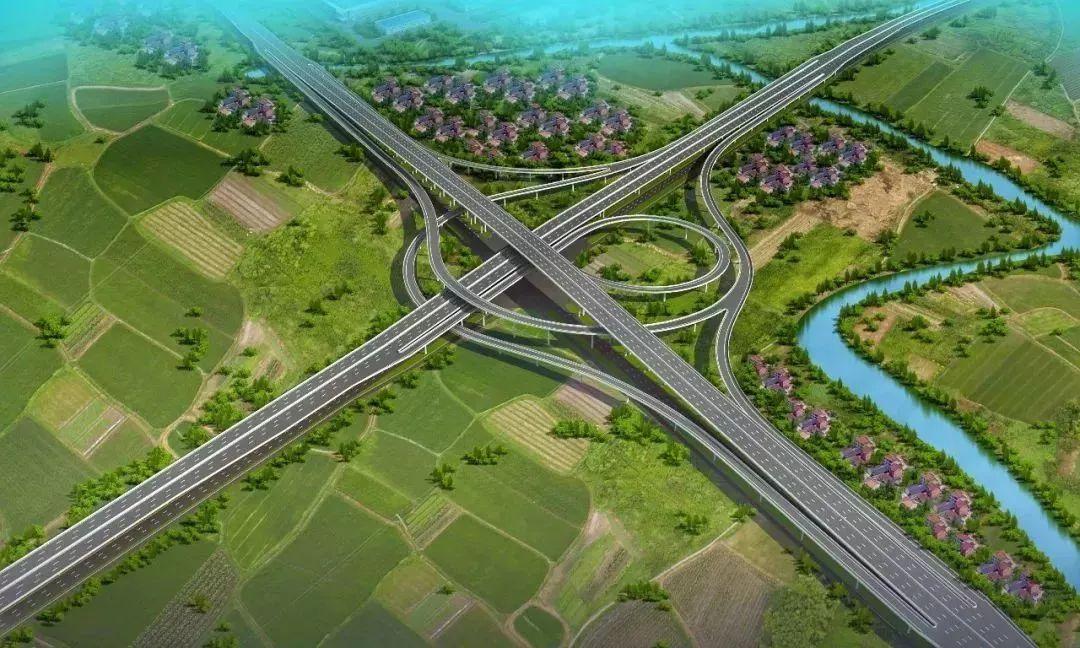 崇贤2025年交通规划图