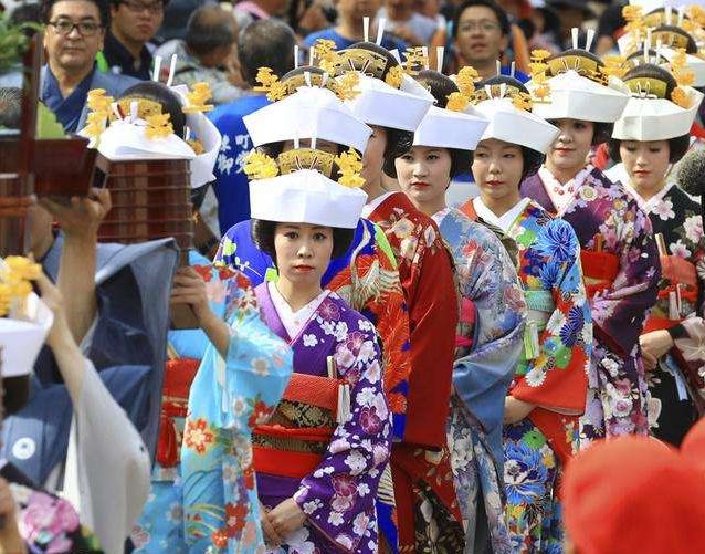 日本都有哪些,神奇的節日!日本史四十一
