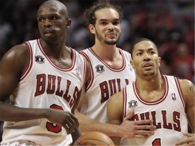 曾经公牛三巨头本赛季逆袭:罗斯再度绽放,诺阿和邓重新证明自己
