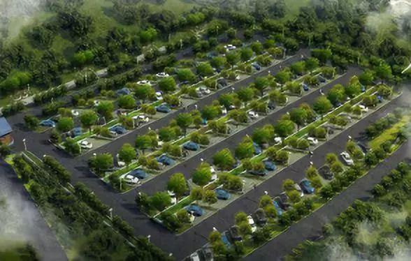 生态型停车场的设计原理与施工秘笈 (图8)