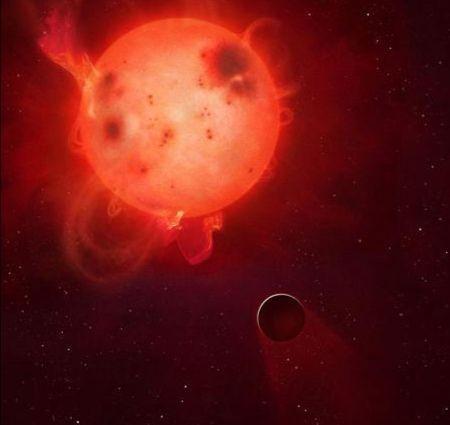 巴纳德b这个星球上会有生命存在吗?