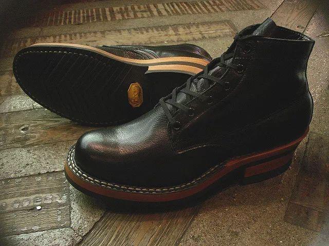 靴子讓硬漢更硬