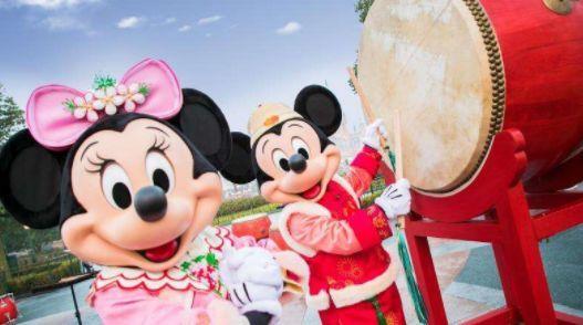 上海迪士尼即将迎来开园3周年