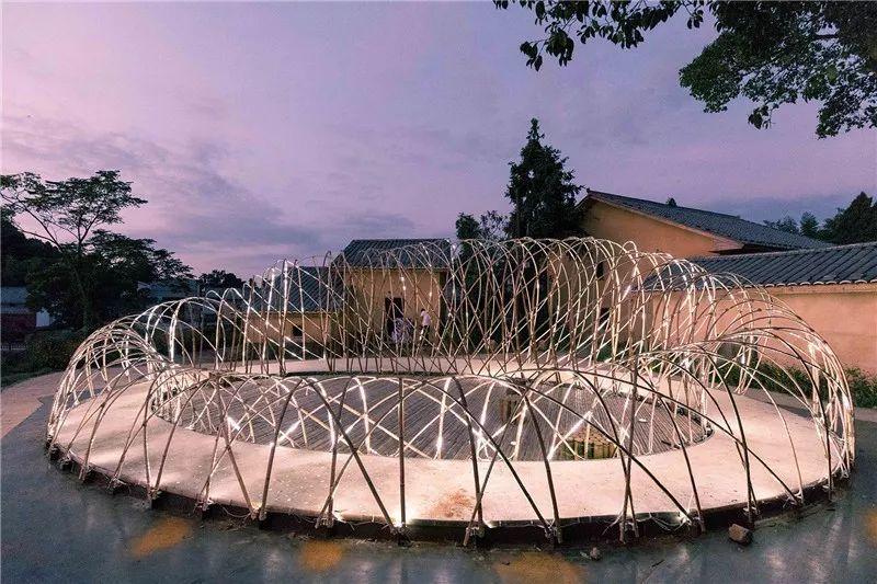 趣村乡戏   揭秘2018年国际高校建造大赛