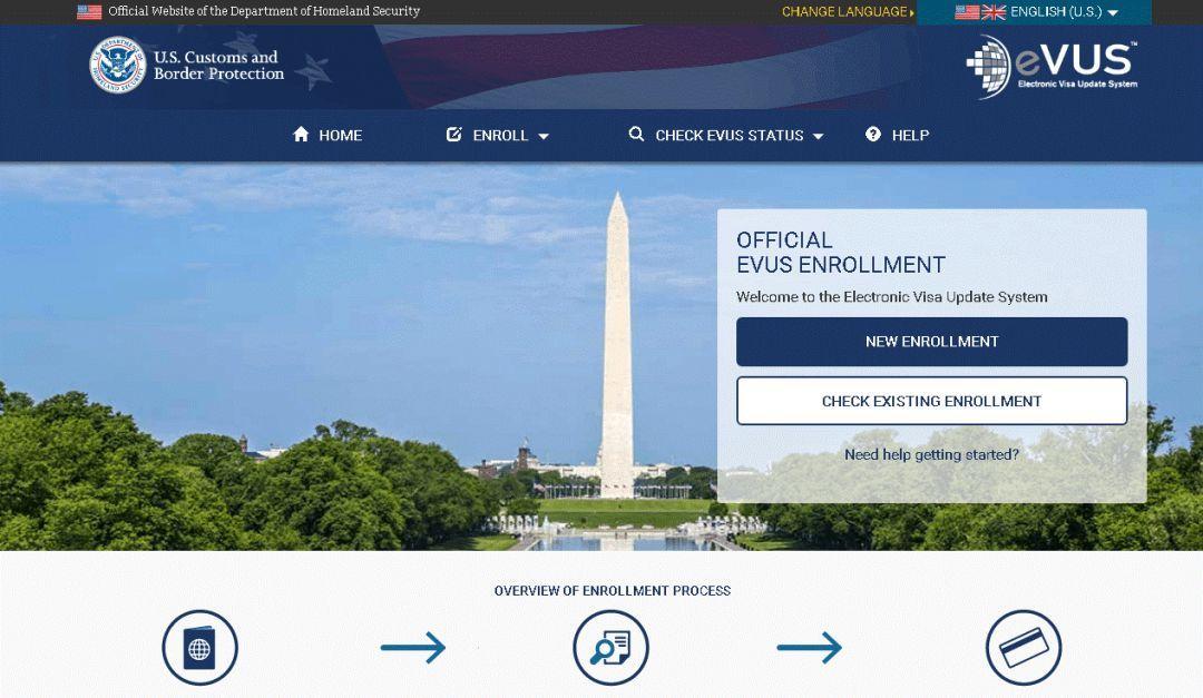 赴美重要提醒:EVUS登记收费系假消息,非移民签证电调属实!