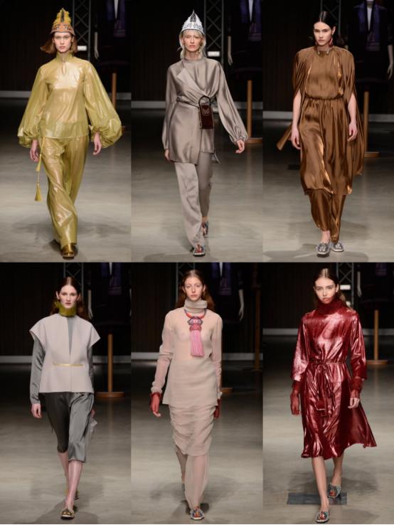 趙卉洲攜品牌HUI亮相米蘭時裝周,築造·DOMUS如家般的溫暖