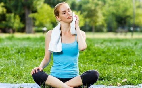 运动减肥能瘦多少图片