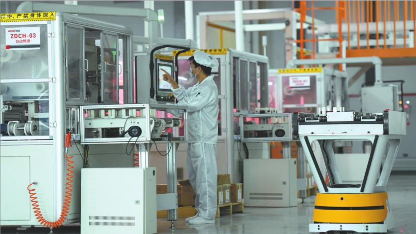 直流无刷空心杯减速电机12V,新一代人工智 陕西企业涵盖主要技术发展方向_人工智能