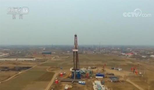 中国页岩油开发实现重要突破 大港油田新增亿吨页岩油储量