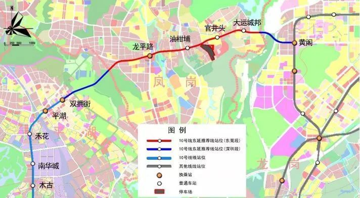线路概况 线路由在建地铁10号线双拥街站后引出,出站后转向东北方向
