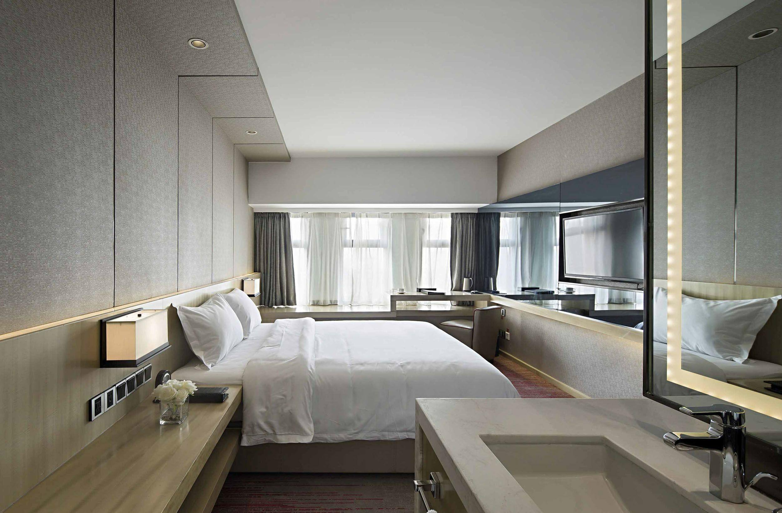 杭州星级酒店客房设计有哪些要求?14x9房屋设计图米二层图片