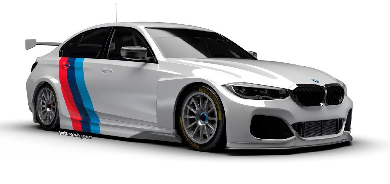 BMW 3系重回英国房车赛BTCC替代125iM