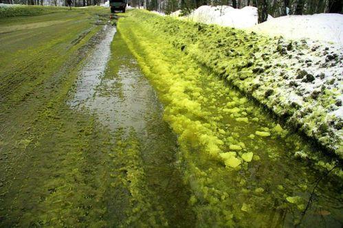 稼乐夫水溶肥:地上见绿雪?原来这才是真正的原