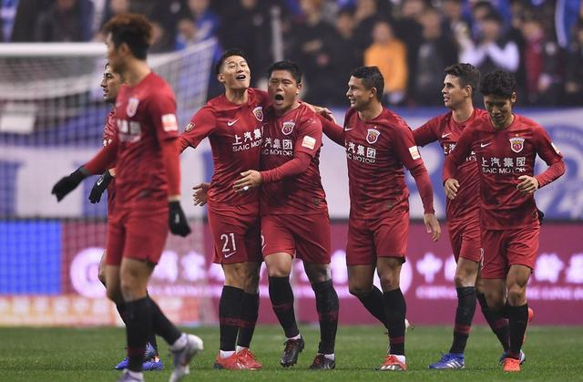 2019中超排行榜_中超揭幕战 深足VS华夏幸福