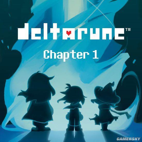 《傳說之下》開發者新作《三角符文(deltarune)》第一圖片