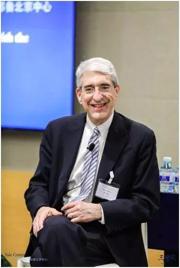 耶鲁校长Peter Salovey:中美两国学生学者能够自由往来是重中之重
