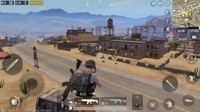 荒野行动玩法甩刺激战场几条街为什么却屡屡落败?