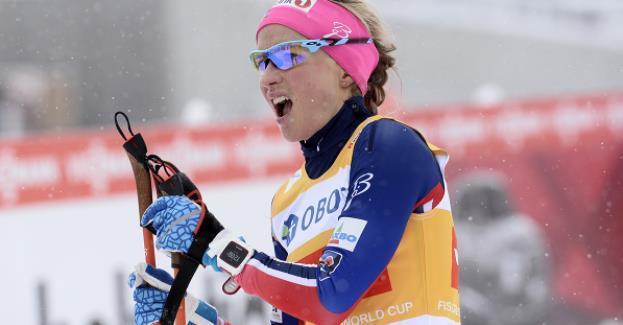女子30公里越野滑雪:泰瑞斯霸气夺冠 池春雪创个人最佳排名