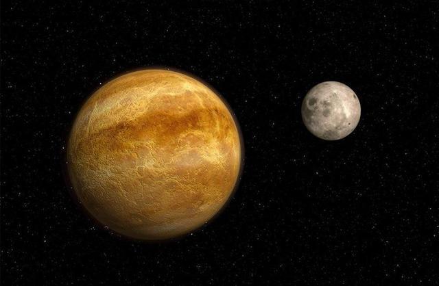 地球生命的存在离不开月球,金星火星若有卫星,会成为另一地球吗_质量