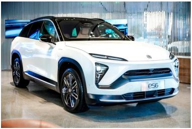 国产纯电动车品牌_消费者也有众多国产电动车品牌也可供选择 如蔚来等