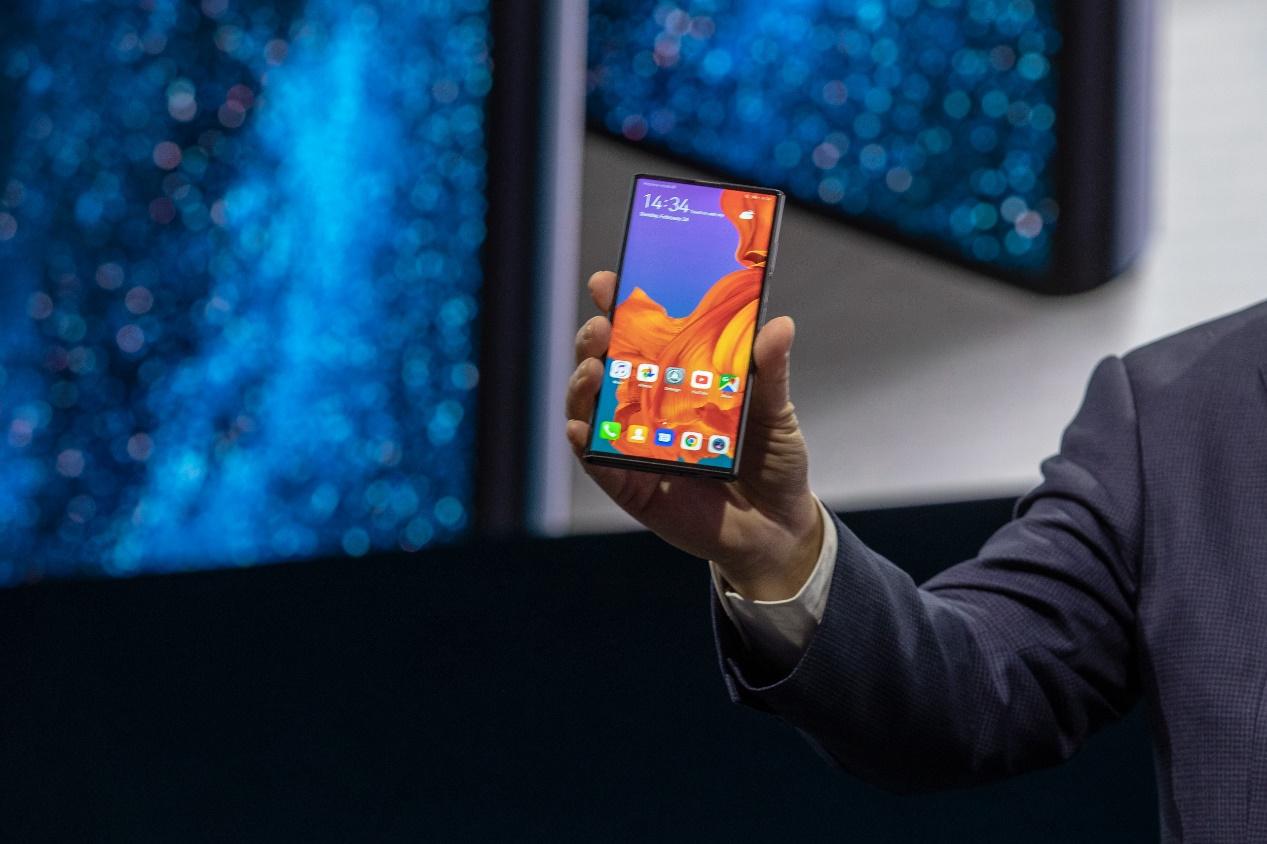 华为巴展创新之见:5G端到端的开荒者,折叠屏手机的高等生