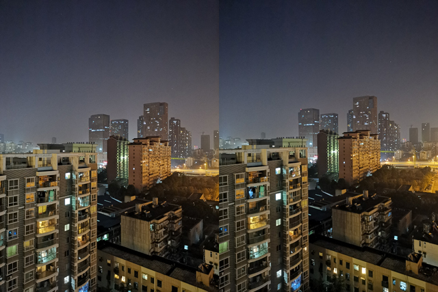 荣耀V20系统固件升级 手持超级夜景更清晰(图1)