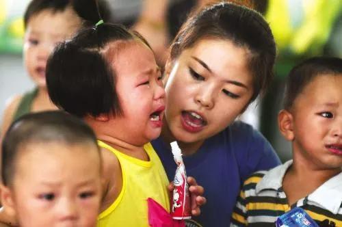 【童忆园】入园初期,如何攻克宝宝的分离焦虑?