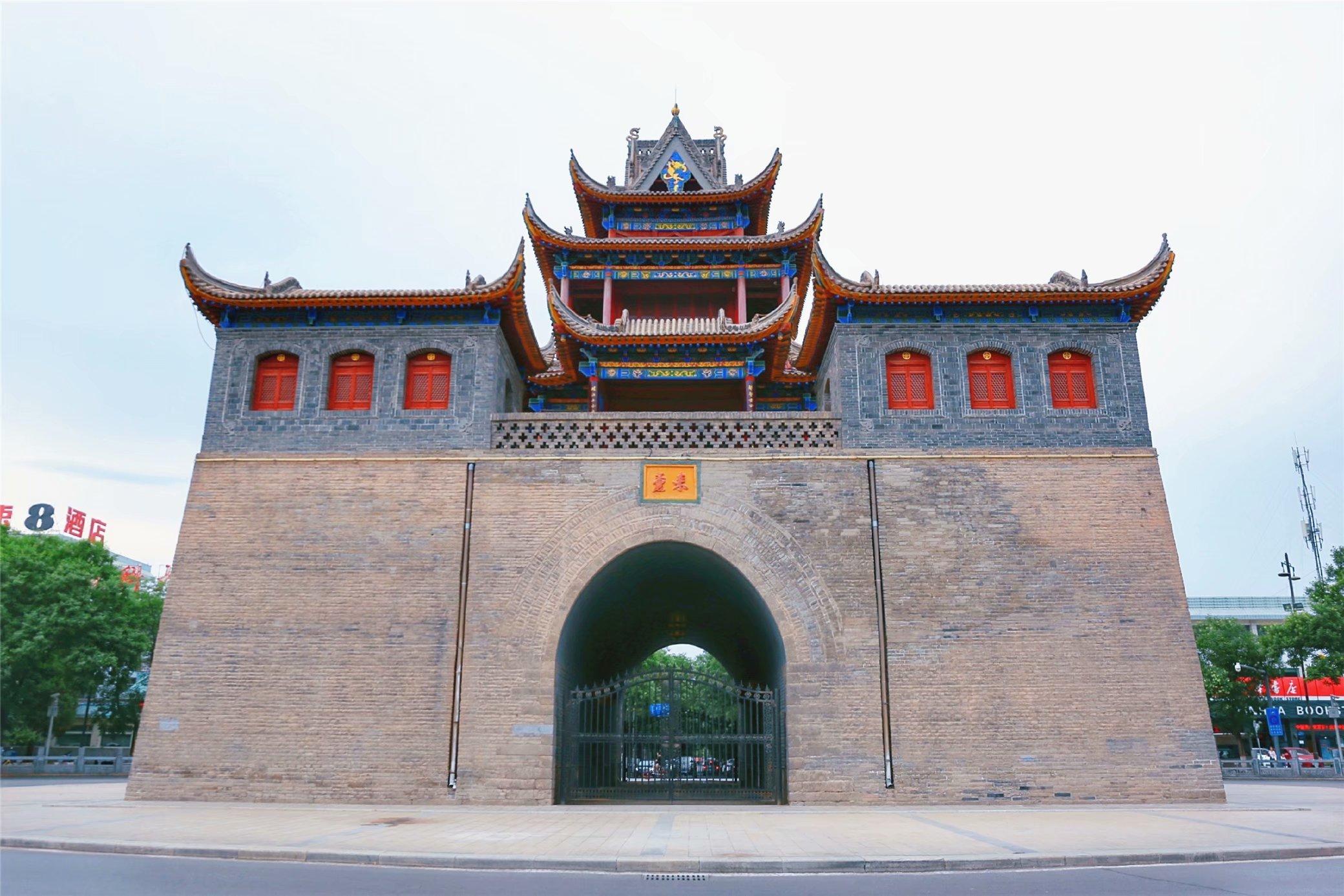 """深居西北内陆高原,却被誉为""""塞上江南"""""""