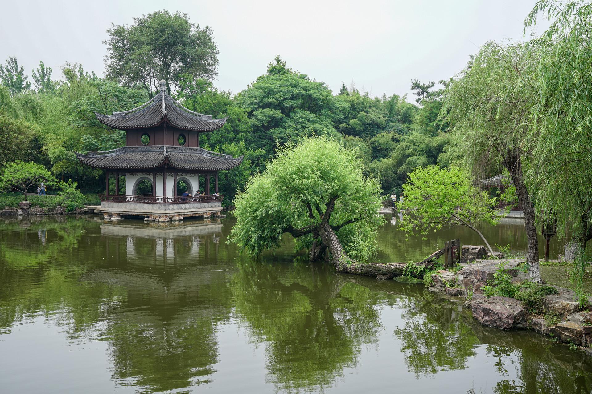 江苏如皋也有一座知名园林,秦淮八艳之一董小宛曾居住于此