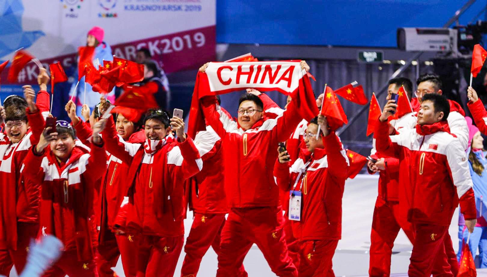 普京点赞中国品牌装备,世界大冬会赛场成民族文化输出新领地
