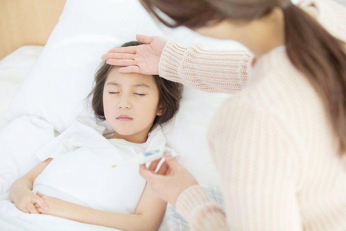为什么小孩发烧过后会没力?