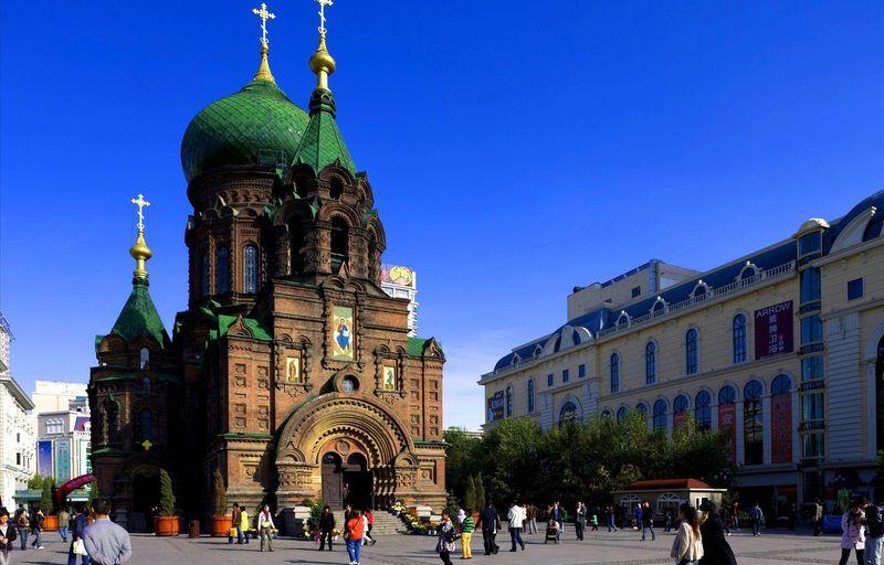 東歐的十字路口:正統俄羅斯人,以白色為國色,甚至國人都很白! 作者: 來源:李不言說旅游