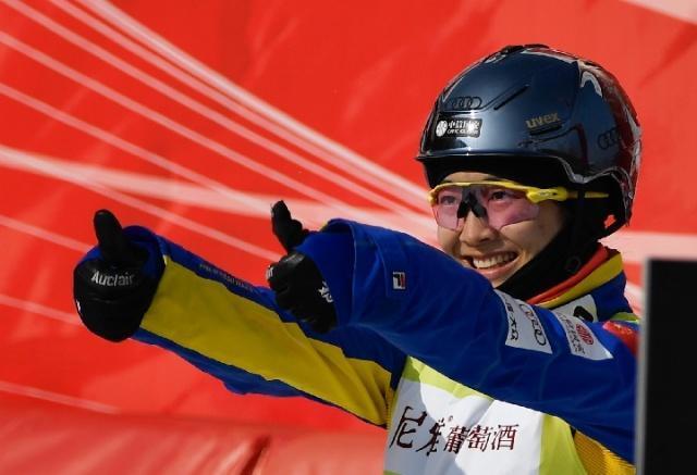 自由式滑雪空中技巧世界杯中国队盘点:老将稳健 新人抢眼