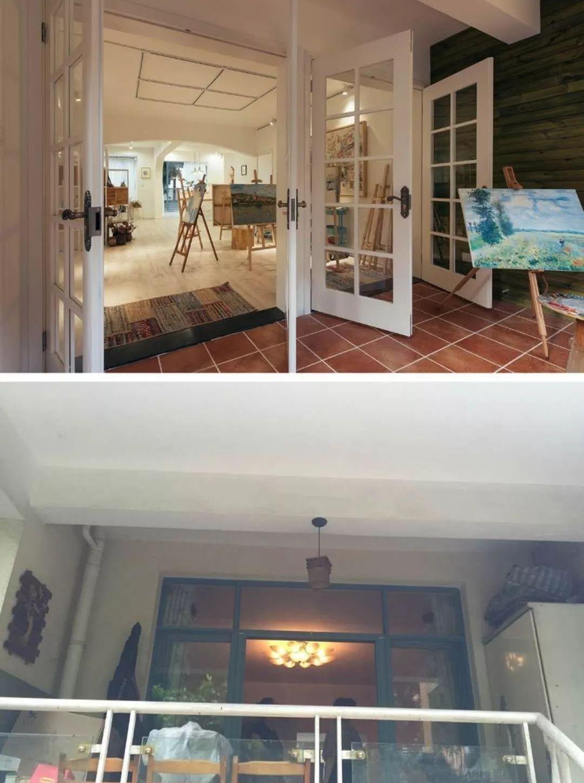 农村两间房屋室内装修设计图