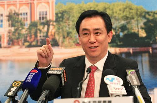 恒大地产豪赚770亿 许家印身价2050亿 比马云少270亿远超杨国强