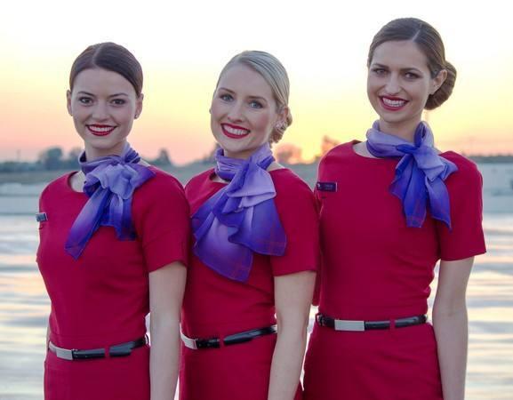 维珍空姐不再化妆上班 或将迎来航空公司更多新举措