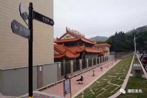 6000多万!打造潮阳东山,西山风景区旅游文化经济圈!