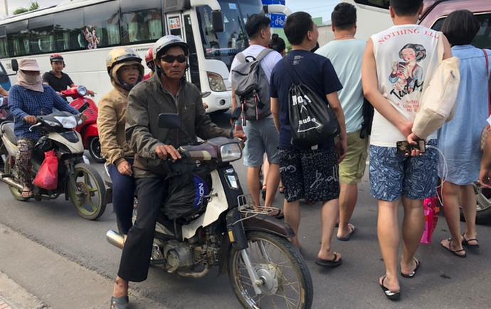 """越南芽庄跟团游报名时学会与导游说""""三个不要""""旅游少遭罪"""
