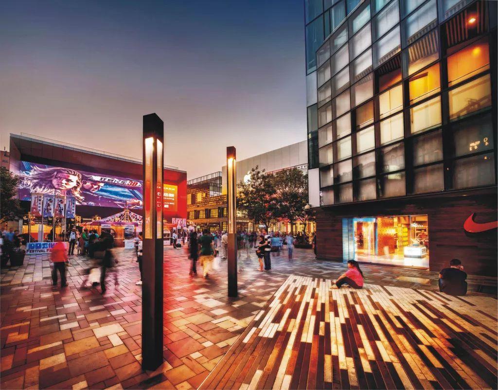 武汉市青山区购物广场
