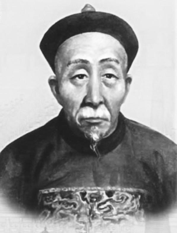 """他是清代著名的帖学大家,被世人称为""""浓墨宰相""""。(图2)"""
