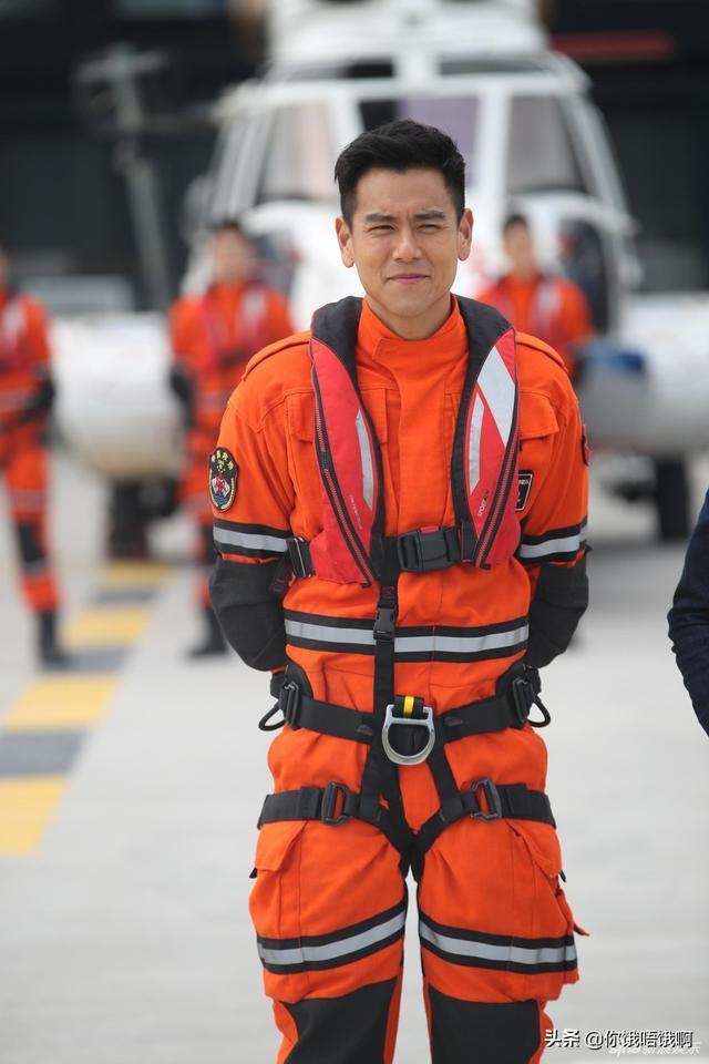 电影《紧急救援》探班会 彭于晏的台湾腔遇上王