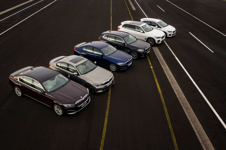 宝马集团加速电气化 发布6款插电混动新车