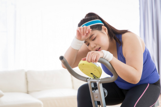 运动减肥会反弹么图片