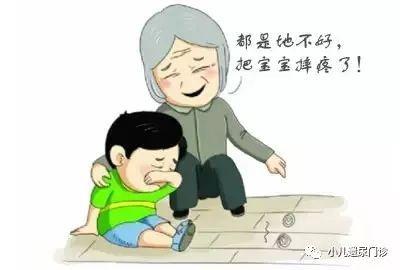 """宝宝被碰倒,就""""打桌子""""这种乐享牛牛棋牌,开元棋牌游戏,棋牌现金手机版方式对孩子真的好吗?"""