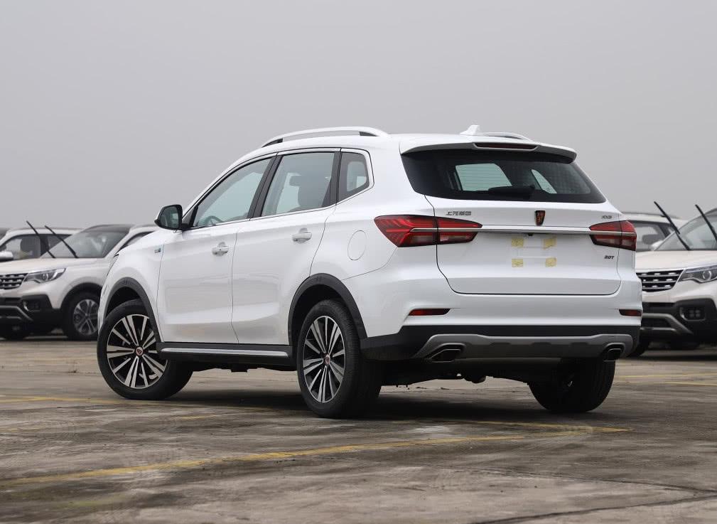 月销5万台的紧凑型SUV不输哈弗H6不到10万起有实力_凤凰彩票2018