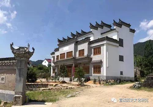 原创            泾县:千年花砖砌茂林