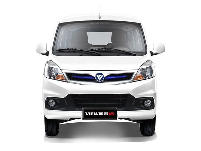 风光V5电动物流车补贴后卖了8.98万