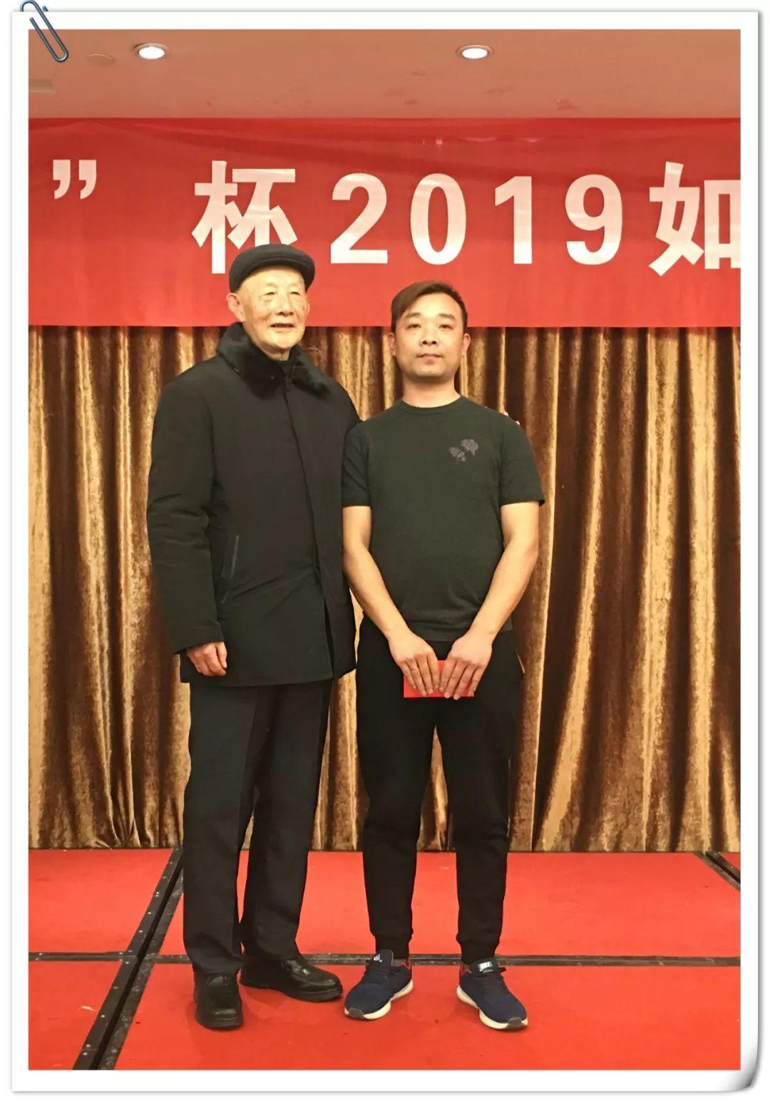 【现场报道】2019如东新春长牌比赛成功举办